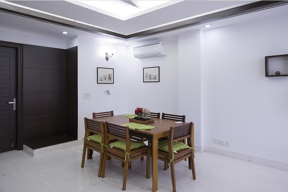 Serviced Apartments in Vasant Kunj New Delhi