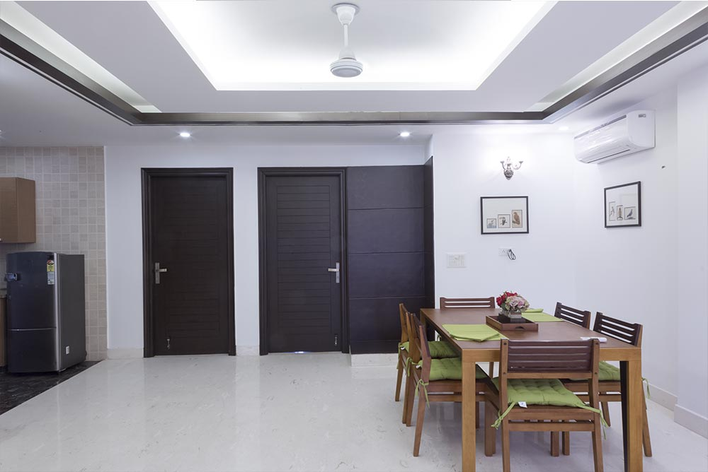 Serviced Apartments in Panscheel New Delhi