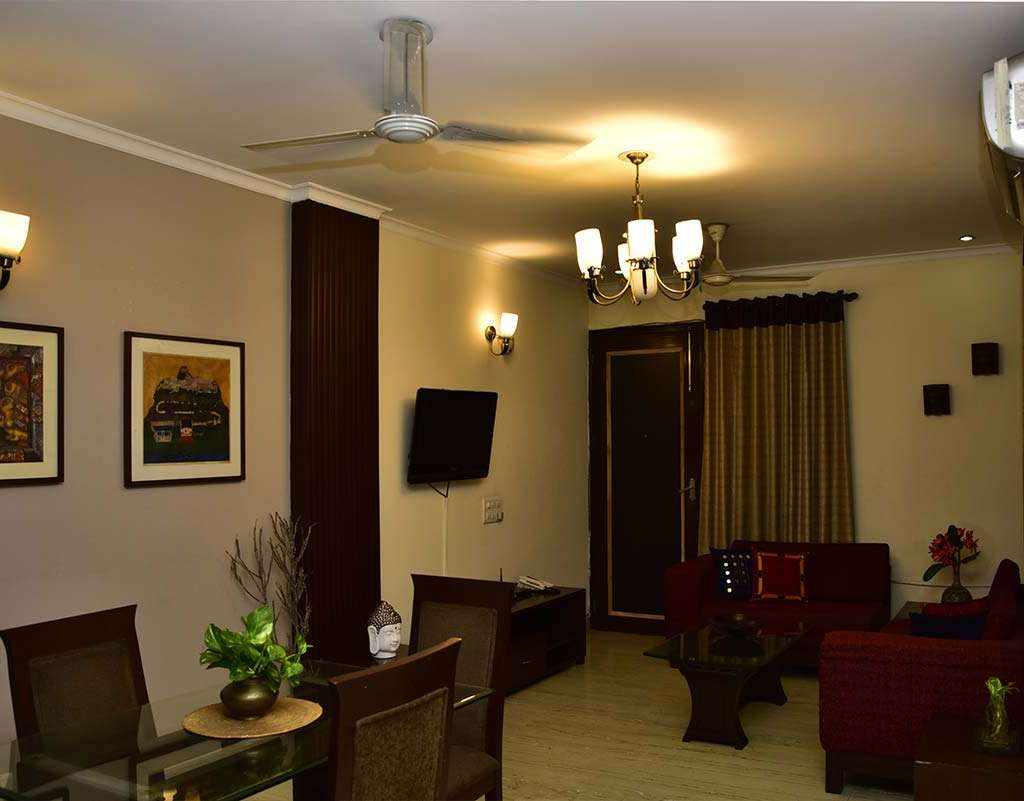 Service Apartments in Punjabi Bagh New Delhi
