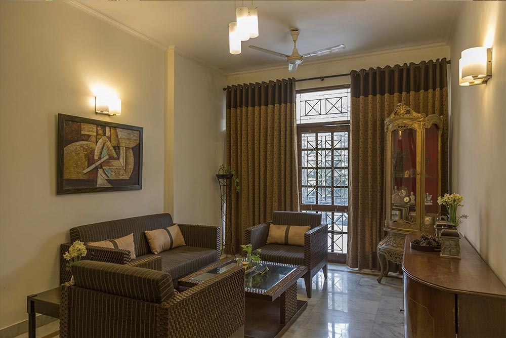 Serviced Apartments in Chanakyapuri New Delhi