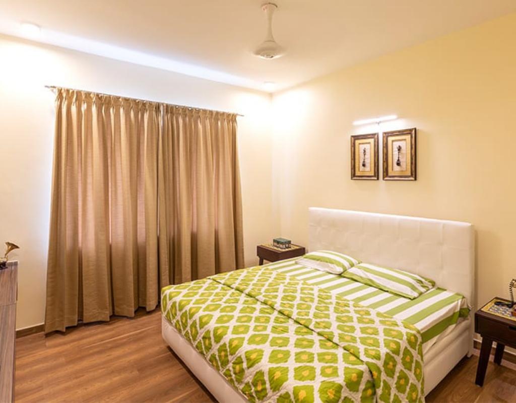 Service Apartments in Friends Colony New Delhi