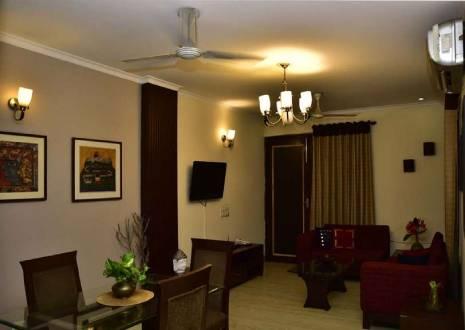 2BHK Service Apartments in Hauz Khas New Delhi